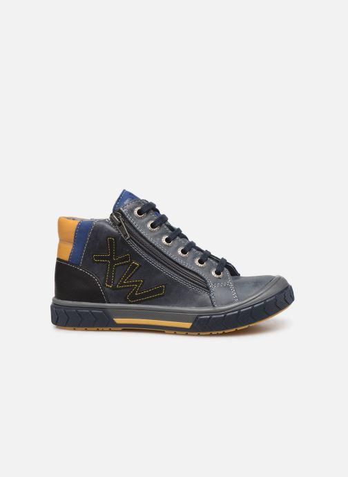Sneakers Bopy Vanta Blauw achterkant