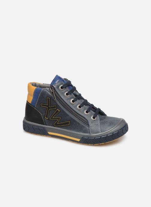 Sneakers Bopy Vanta Blauw detail