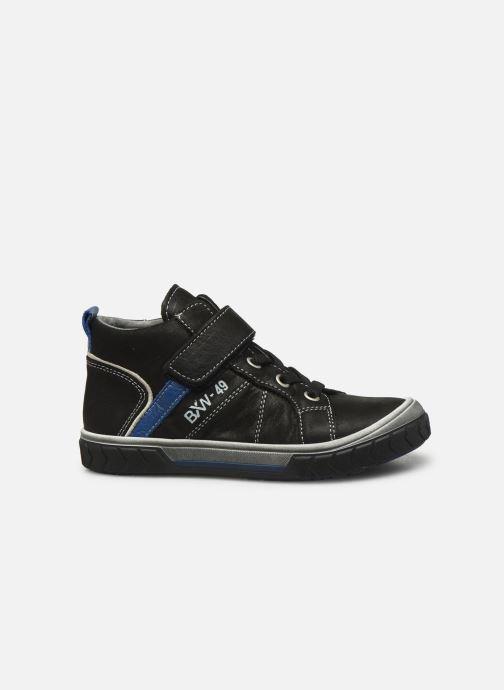 Sneakers Bopy Vatum Zwart achterkant