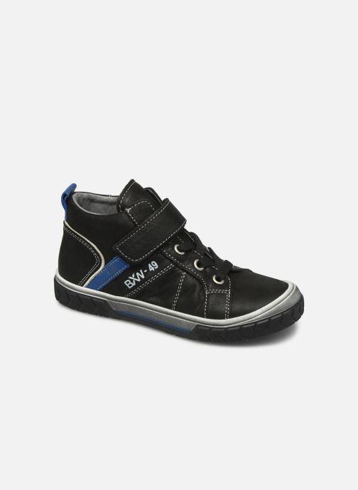 Sneakers Bopy Vatum Zwart detail