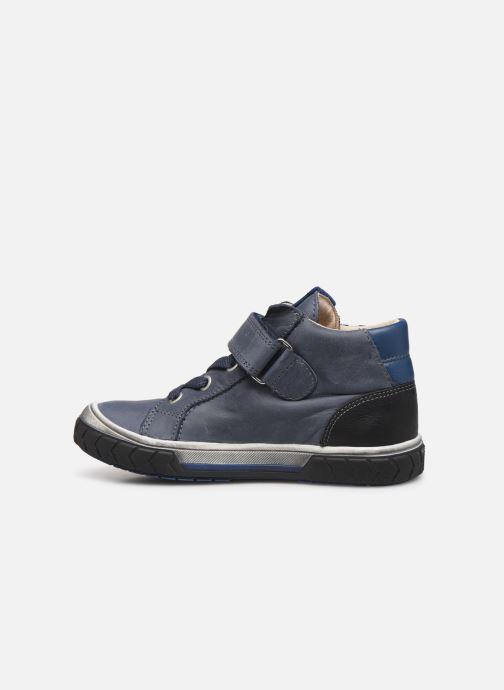 Sneakers Bopy Vitou Azzurro immagine frontale