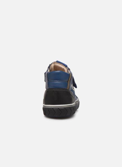 Sneakers Bopy Vitou Azzurro immagine destra