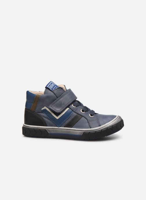 Sneakers Bopy Vitou Blauw achterkant