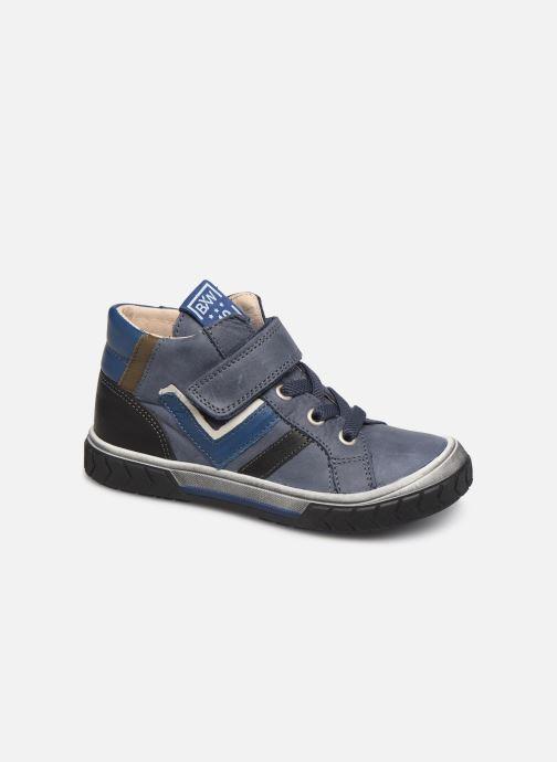 Sneakers Bopy Vitou Blauw detail