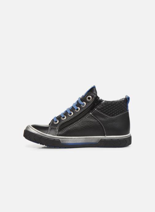 Sneakers Bopy Venito Zwart voorkant