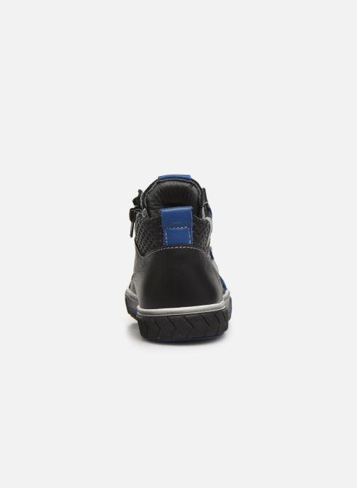 Sneakers Bopy Venito Zwart rechts