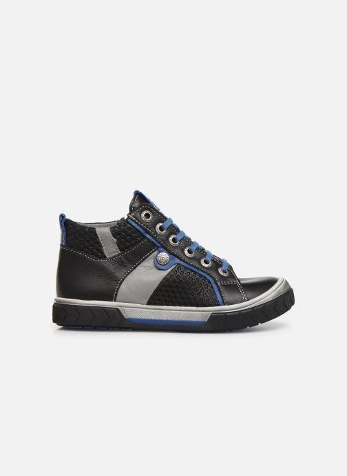 Sneakers Bopy Venito Zwart achterkant