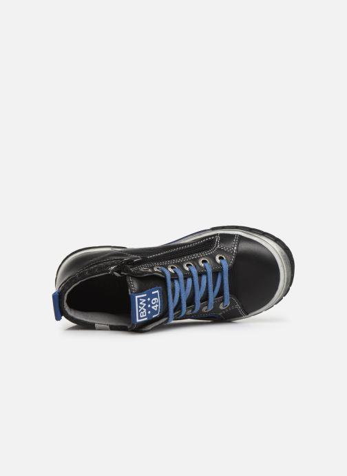 Sneakers Bopy Venito Zwart links