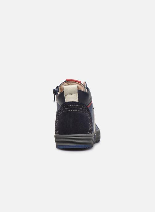 Sneakers Bopy Vibol Blauw rechts