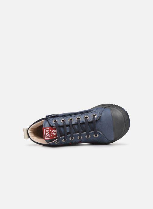 Sneakers Bopy Vibol Blauw links