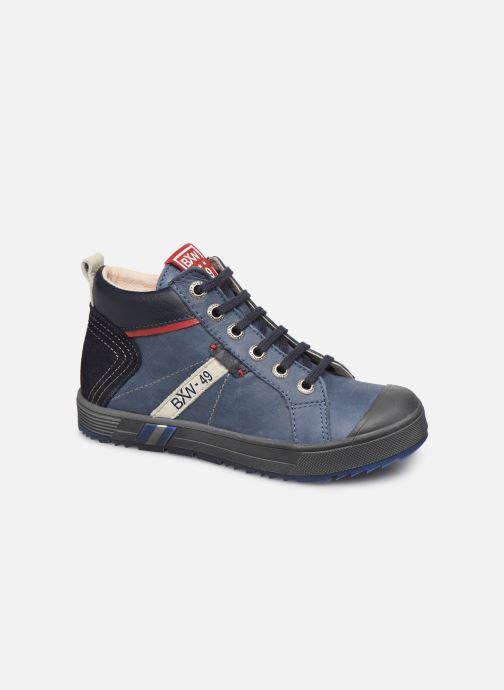 Sneakers Bopy Vibol Blauw detail
