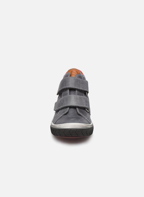 Baskets Bopy Vantavel Gris vue portées chaussures