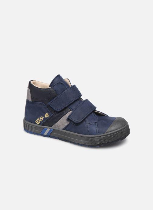 Sneakers Bopy Vinyl Blauw detail