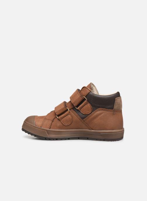 Sneakers Bopy Vinyl Marrone immagine frontale