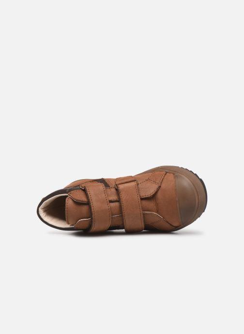 Sneakers Bopy Vinyl Marrone immagine sinistra