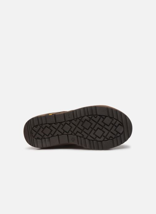 Sneakers Bopy Vinyl Bruin boven