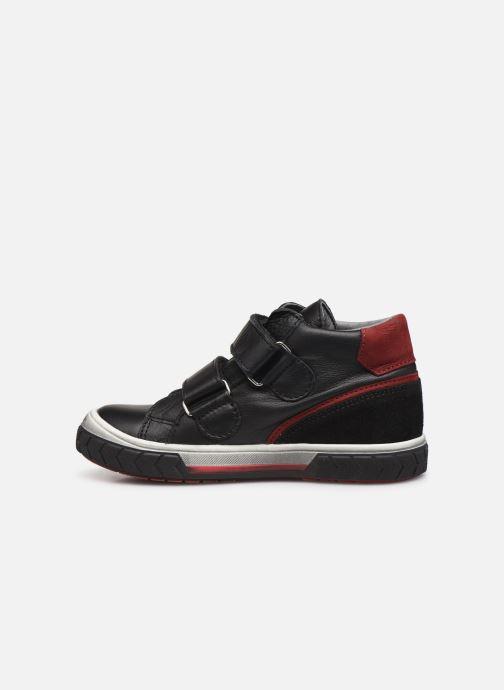Sneakers Bopy Vic Zwart voorkant