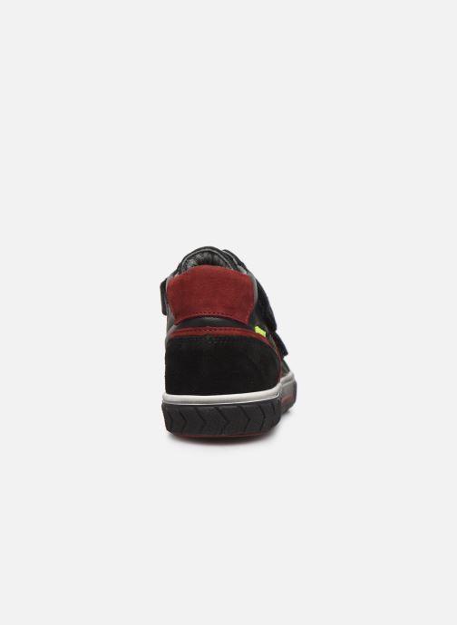 Sneakers Bopy Vic Zwart rechts