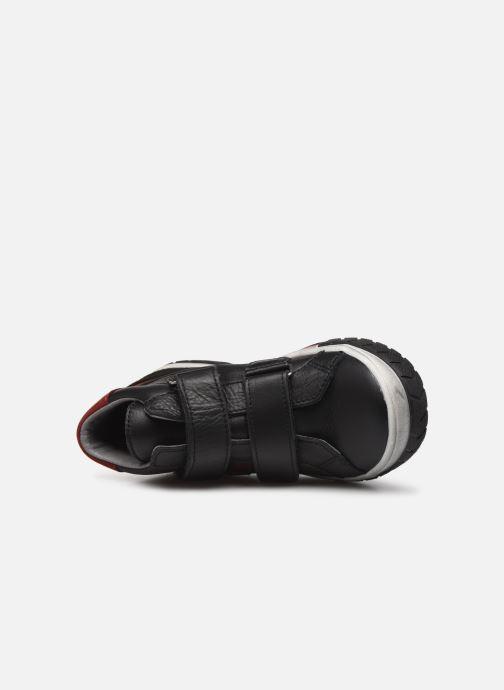 Sneakers Bopy Vic Zwart links