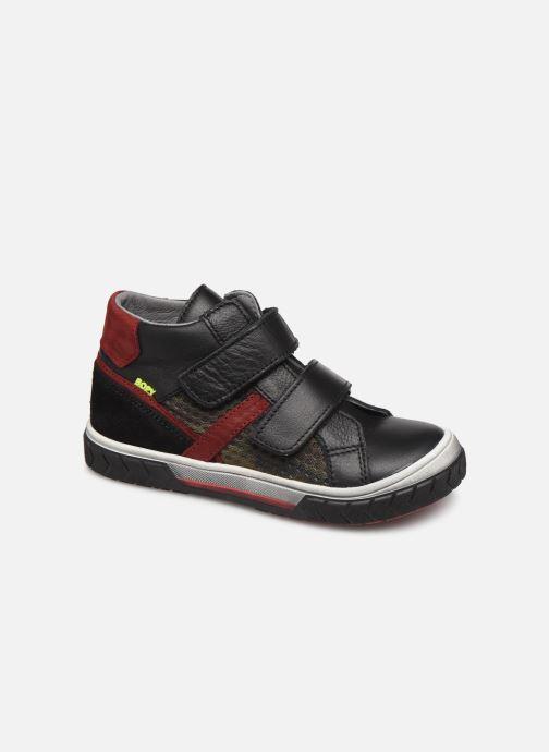 Sneakers Bopy Vic Zwart detail