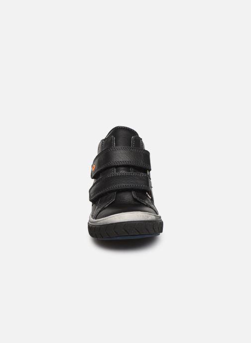 Baskets Bopy Vesuvio Noir vue portées chaussures