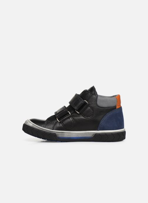 Sneakers Bopy Vesuvio Zwart voorkant