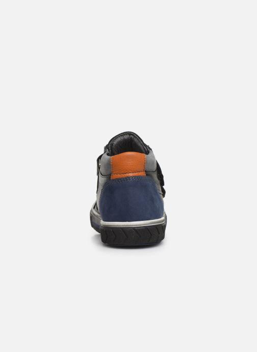 Sneakers Bopy Vesuvio Zwart rechts