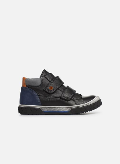 Sneakers Bopy Vesuvio Zwart achterkant