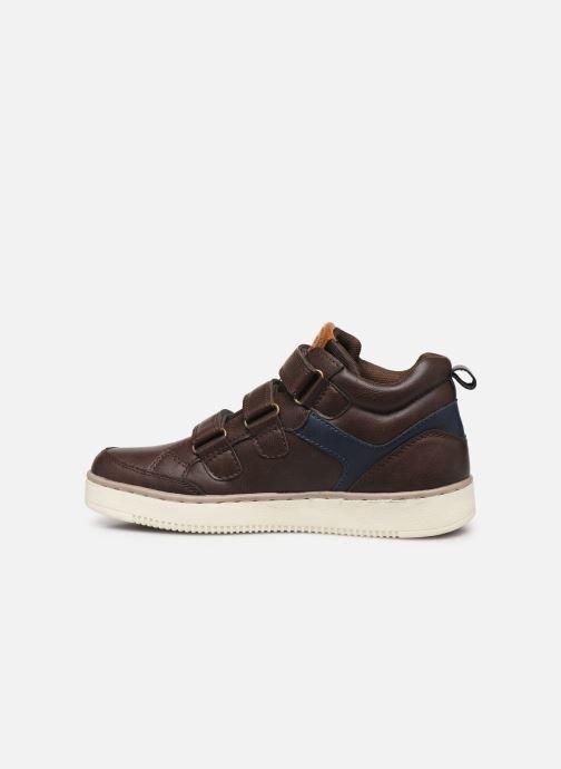 Sneakers Bopy Tanori Sk8 Bruin voorkant