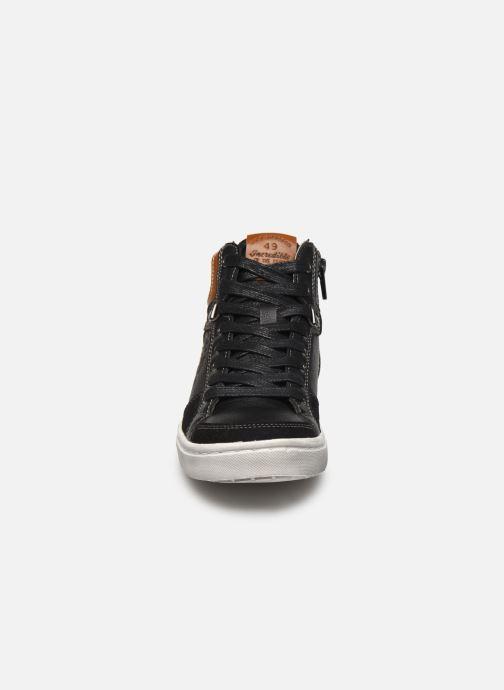 Baskets Bopy Taroulio Sk8 Noir vue portées chaussures