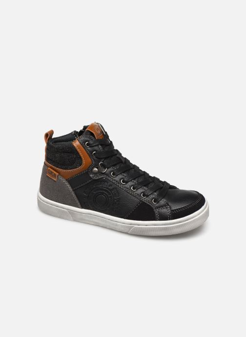 Trainers Bopy Taroulio Sk8 Black detailed view/ Pair view