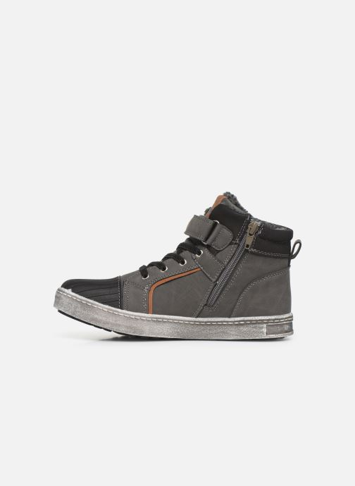 Trainers Bopy Imanol Sk8 Grey front view