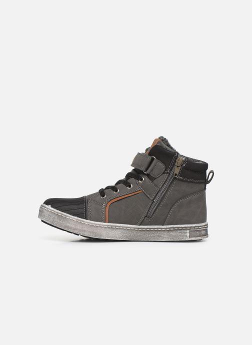 Sneaker Bopy Imanol Sk8 grau ansicht von vorne