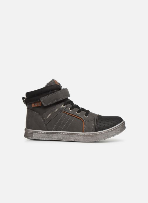 Sneaker Bopy Imanol Sk8 grau ansicht von hinten