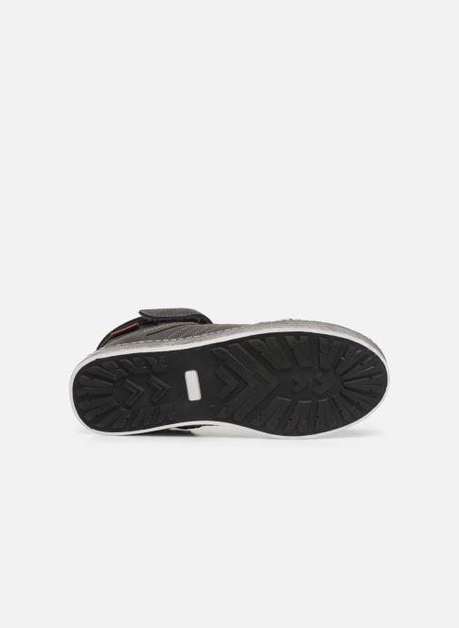 Sneaker Bopy Imanol Sk8 grau ansicht von oben