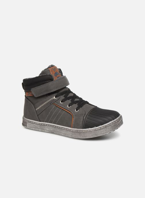 Trainers Bopy Imanol Sk8 Grey detailed view/ Pair view