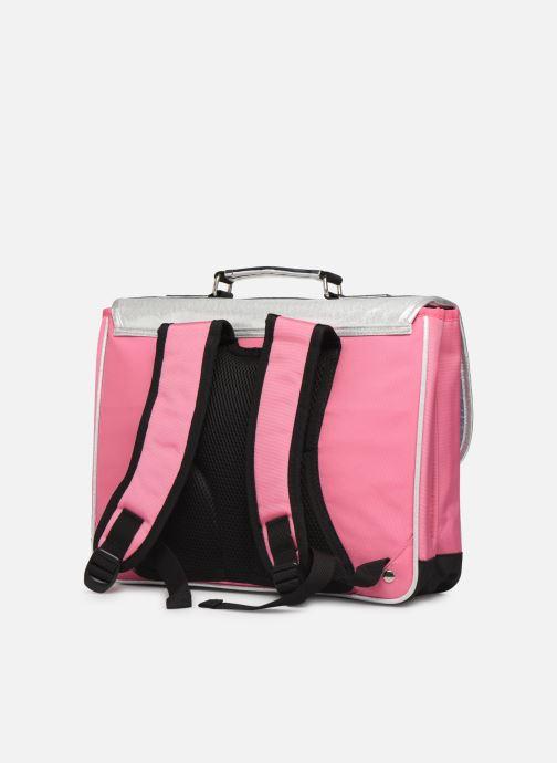 Schulzubehör Caramel & Cie Cartable Classique 37cm rosa ansicht von rechts