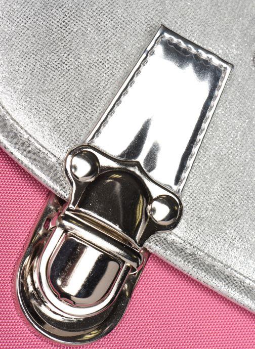 Schulzubehör Caramel & Cie Cartable Classique 37cm rosa ansicht von hinten