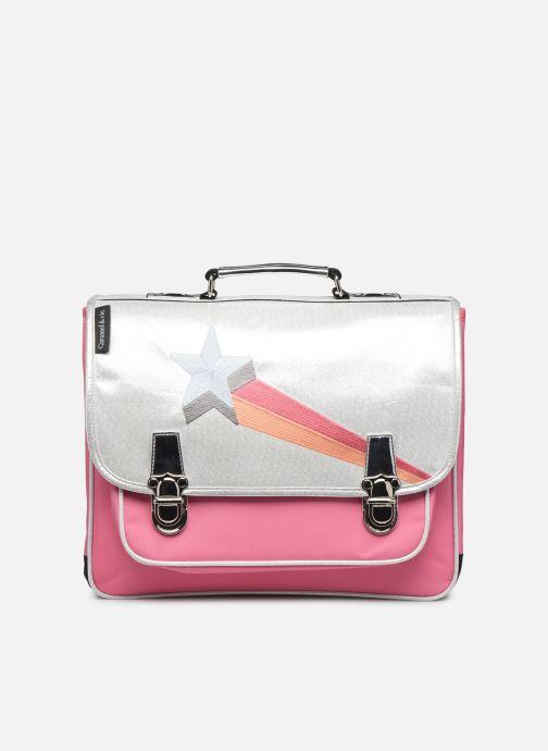 Schulzubehör Caramel & Cie Cartable Classique 37cm rosa detaillierte ansicht/modell