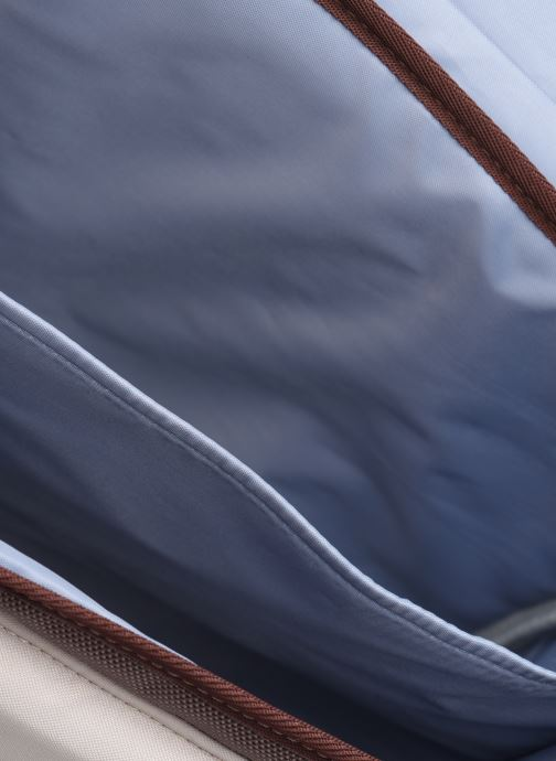 Schulzubehör Caramel & Cie Cartable Classique 37cm beige ansicht von hinten
