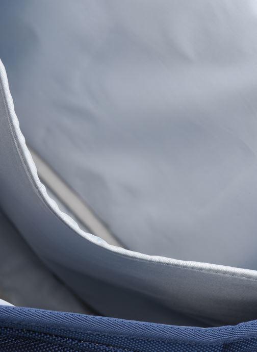 Schooltassen Caramel & Cie Cartable Classique 37cm Blauw achterkant