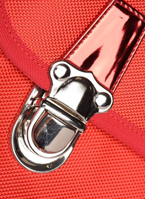 Scolaire Caramel & Cie Cartable Classique 37cm Rouge vue gauche