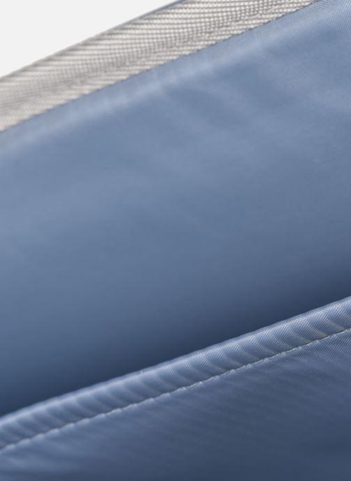 Schooltassen Caramel & Cie Cartable Classique 37cm Groen achterkant