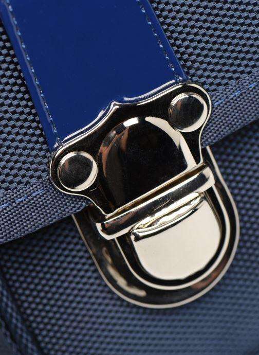 Scolaire Caramel & Cie Cartable Classique 34cm Bleu vue droite