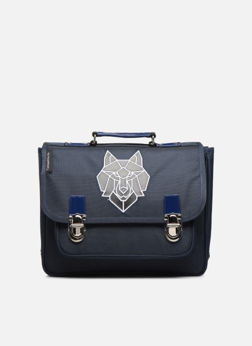 Scolaire Caramel & Cie Cartable Classique 34cm Bleu vue détail/paire