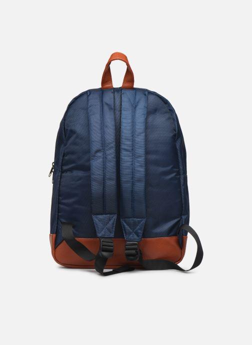 School bags Caramel & Cie Sac à dos Classique Red front view