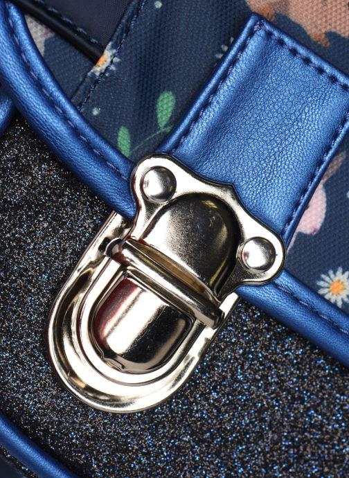 Scolaire Caramel & Cie Cartable Belle rentrée 37cm Bleu vue gauche