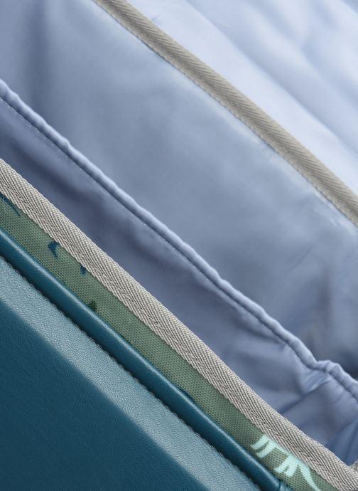 Schooltassen Caramel & Cie Cartable Belle rentrée 37cm Groen achterkant