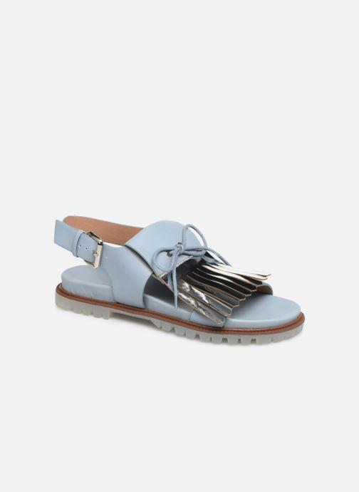 Sandali e scarpe aperte Vanessa Wu SD1255 Azzurro vedi dettaglio/paio