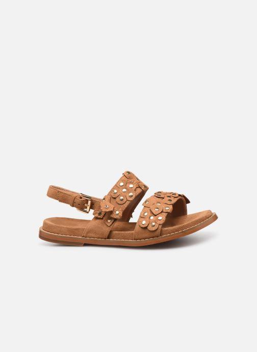 Sandali e scarpe aperte Vanessa Wu SD1546 Marrone immagine posteriore